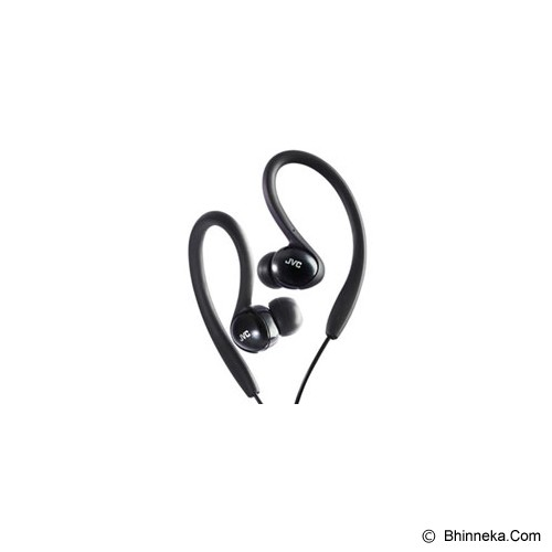 JVC Proof Sport Headphones [HA-EBX5] - Black - Earphone Ear Monitor / Iem